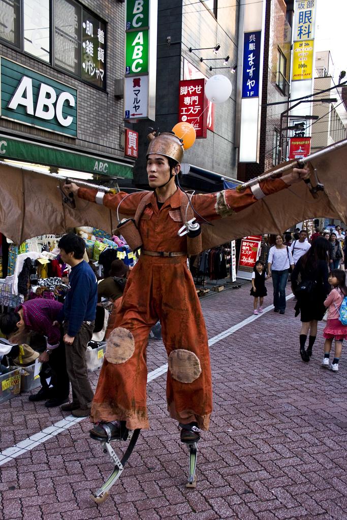 adachi-festival-performer