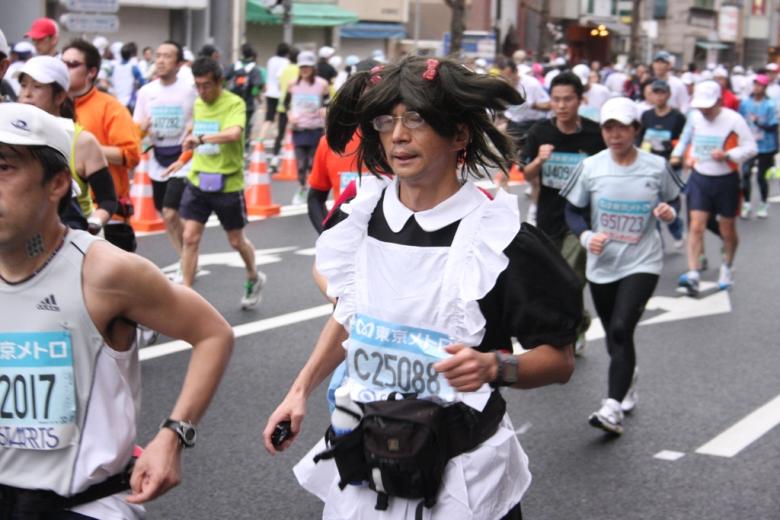 marathon-maid