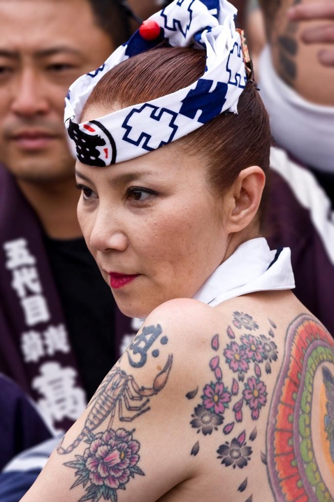 Yakuza Woman 64