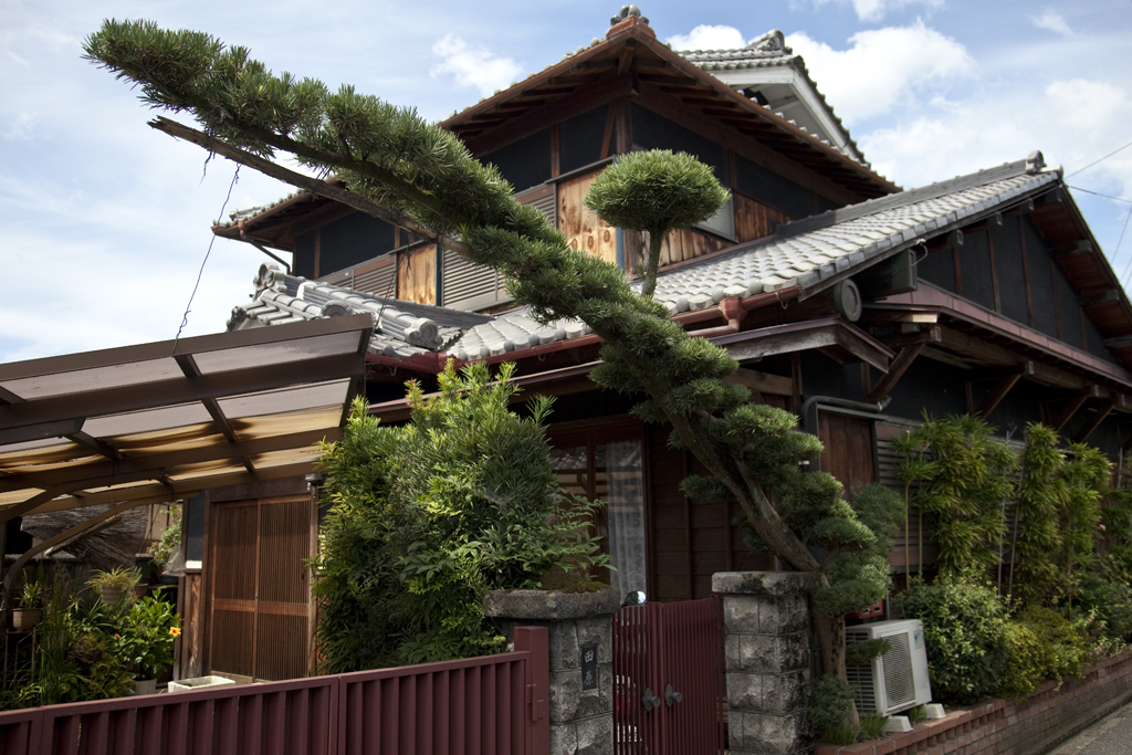 Traditional japanese architecture quirky japan blog - Traditional japanese house ...