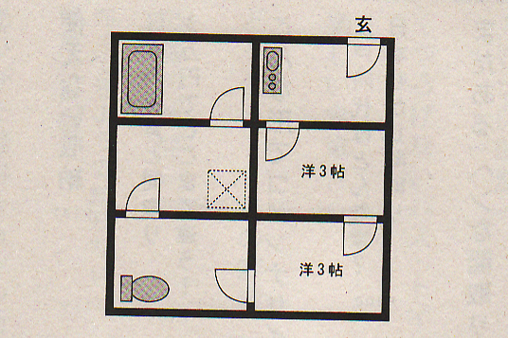 Japanese floorplan fails quirky japan blog for Japanese apartment plans