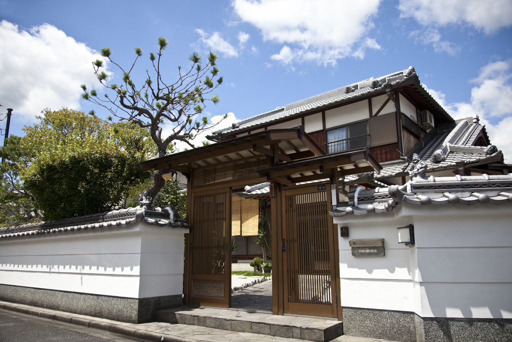 Old japanese houses quirky japan blog for Classic japanese house